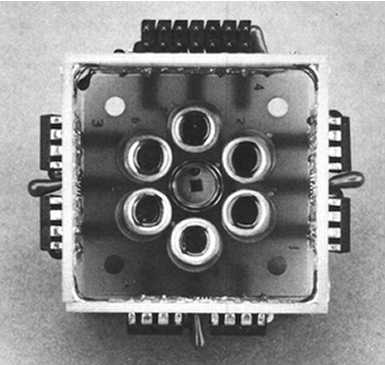 MFR-7: Interior optical detector